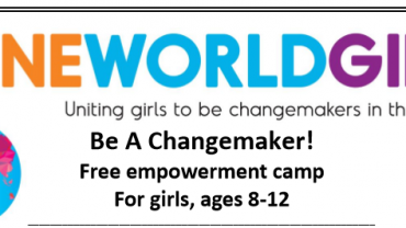 Free Empowerment Camp by ONE WORLD GIRL at ICLI