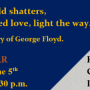 Webinar- In the memory of George Floyd