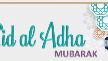 Register for Eid al Adha Salah. Eid Bayan for 9:00 am prayer will be Live streamed. (Details inside)