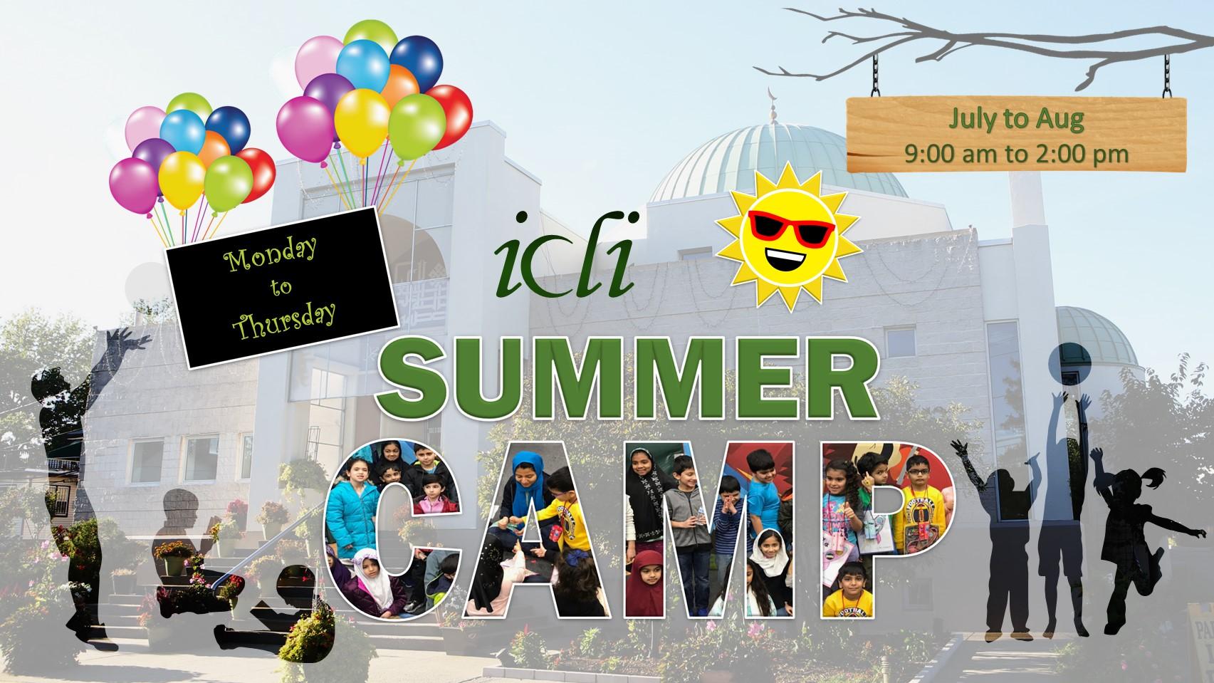 CAMP ICLI 2018