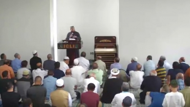 Aug 31 Khuthbah by Ustaad Jameel
