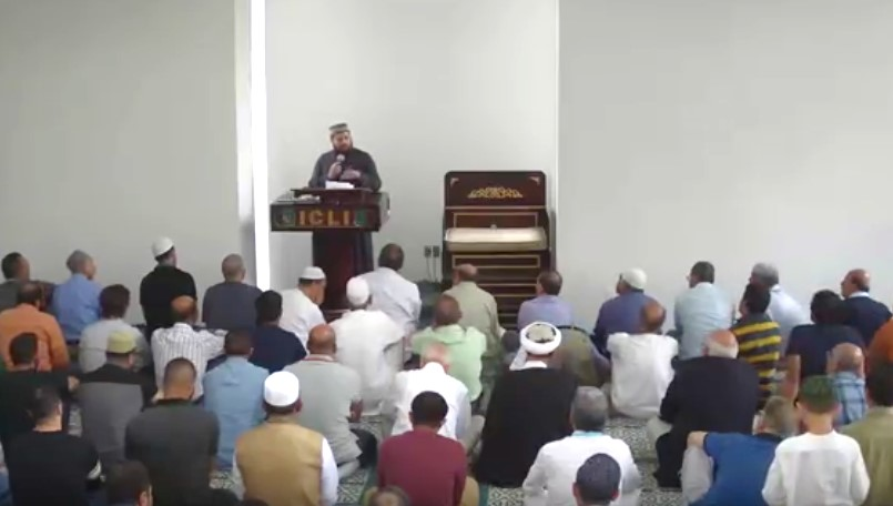 Aug 31 Khutbah by Ustaad Jameel