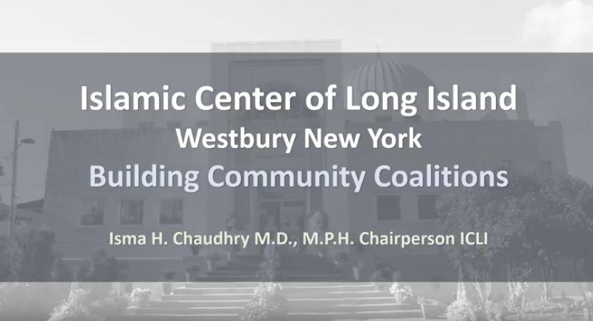 ICLI Building Community Coalitions