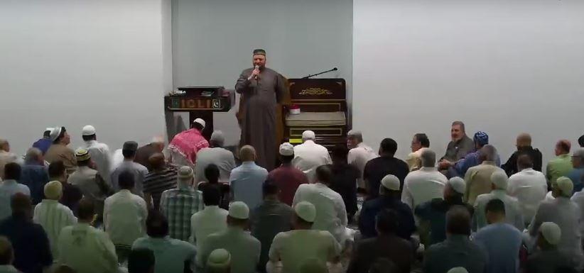 May 26 2018 Tarawih by Sheikh Negm