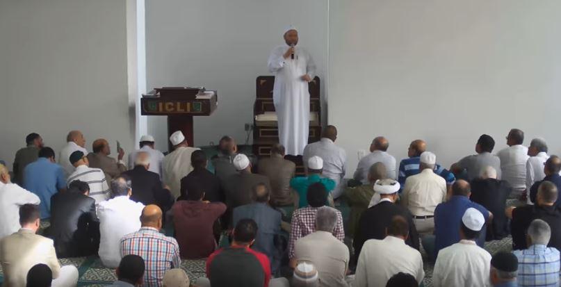 Oct 5 2018 Khutbah by Sheikh Negm