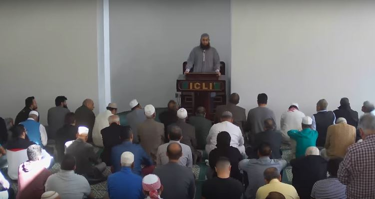 Oct 12 2018 Khutbah by Shaykh Muhammad Elshinawy