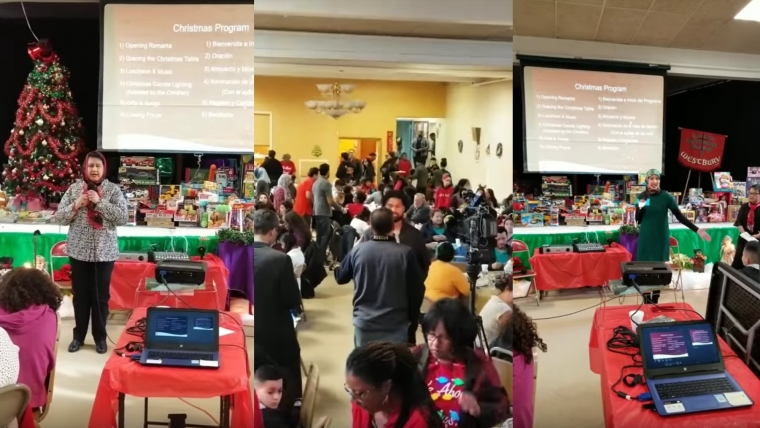 Diverse Christmas Event Highlights
