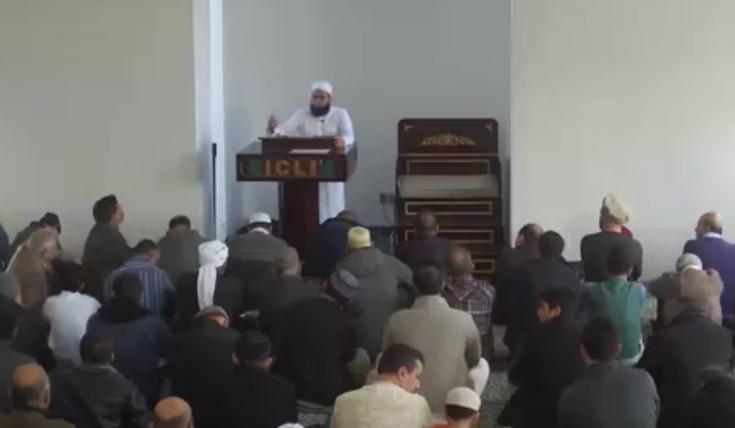 Jan 25 2019 Khutbah by Mufti M. Farhan