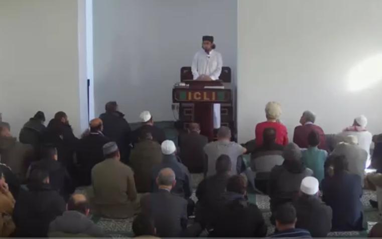 Jan 11 2019 Khutbah by Ustad Amin ul Islam