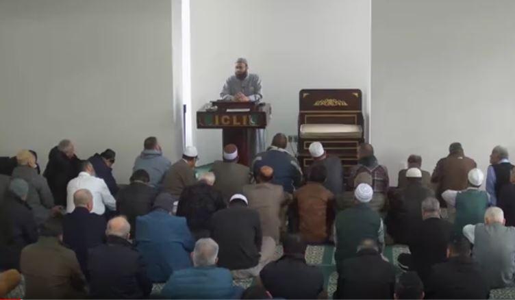 Feb 15 2019 Khutbah by Mufti Azeemuddin Ahmed