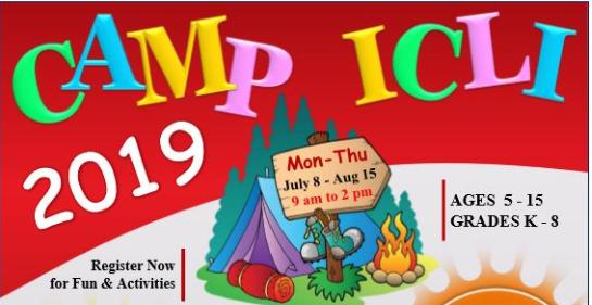 ICLI Summer Camp 2019