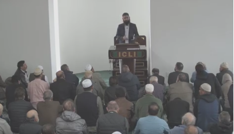 April 05 2019 Khutbah by Imam Ibad Wali