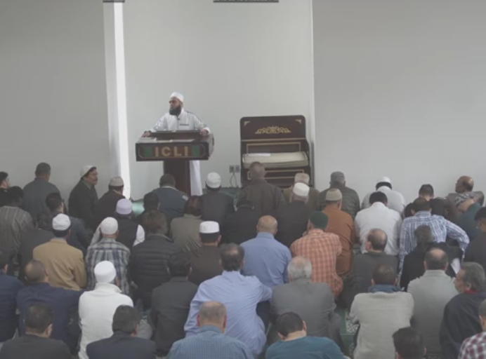May 10 2019 Khutbah by Dr. Mufti M. Farhan