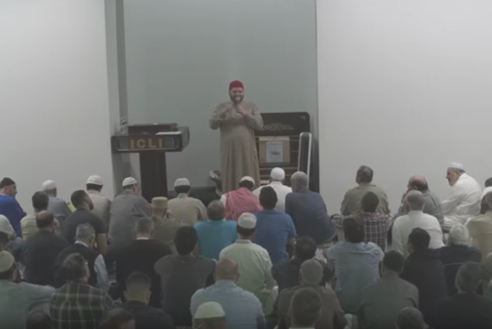 May 23 2019 Tarawih Reflections by Sh. Negm