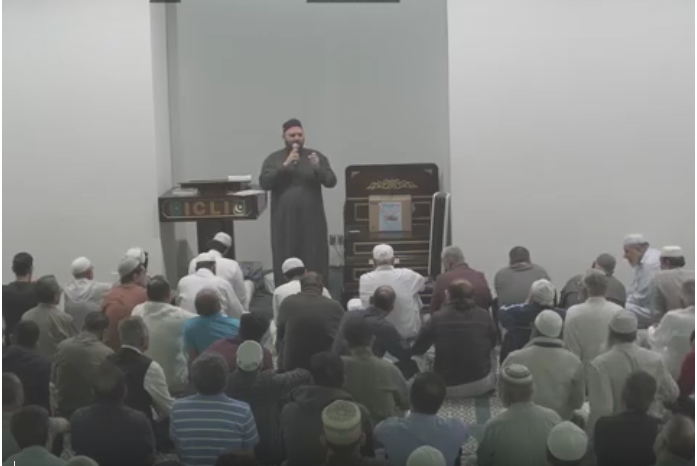 May 25 2019 Tarawih Reflections by Sh. Negm
