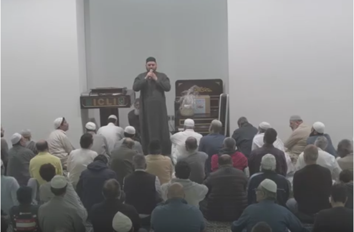 May 29 2019 Tarawih Reflections by Sh. Negm