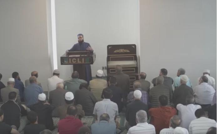 June 14 2019 Khutbah by Dr. Mufti M. Farhan