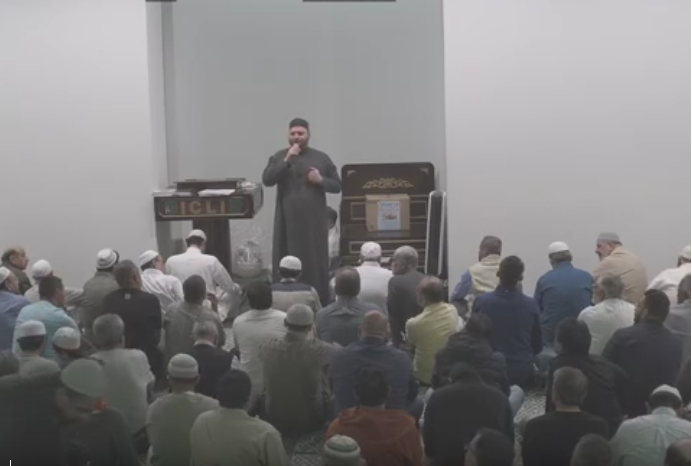 May 30 2019 Tarawih Reflections by Sh. Negm