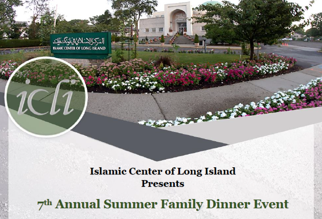ICLI's 7th Annual Summer Family Dinner