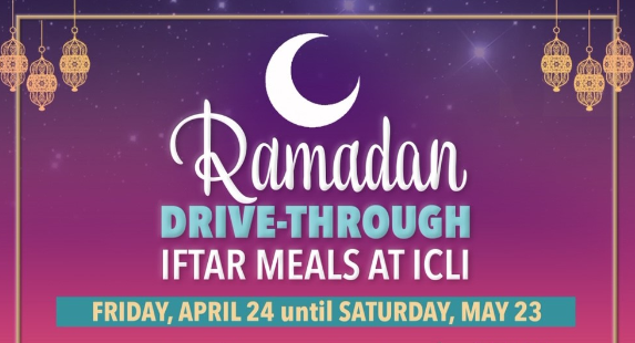 ICLI Drive Through Iftar
