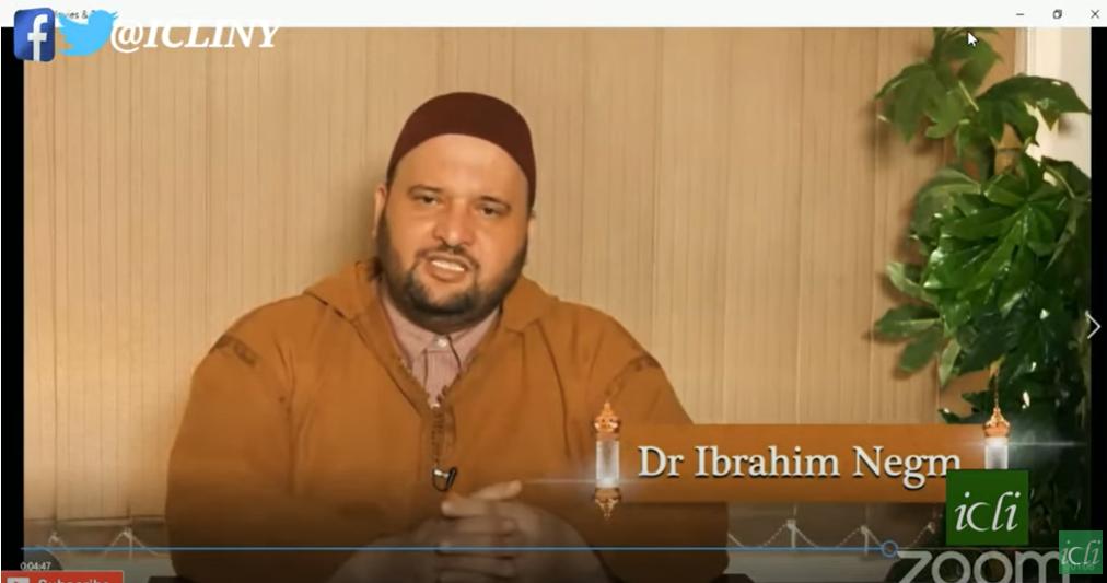 Ramadan Reflections with Sheikh Negm & Dr. Mufti Farhan- Day1