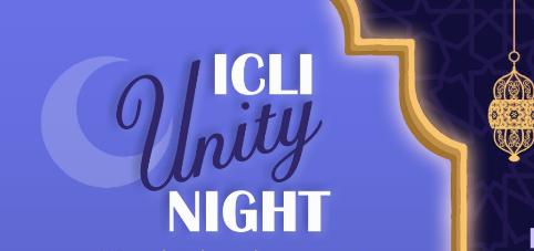 ICLI Unity Night