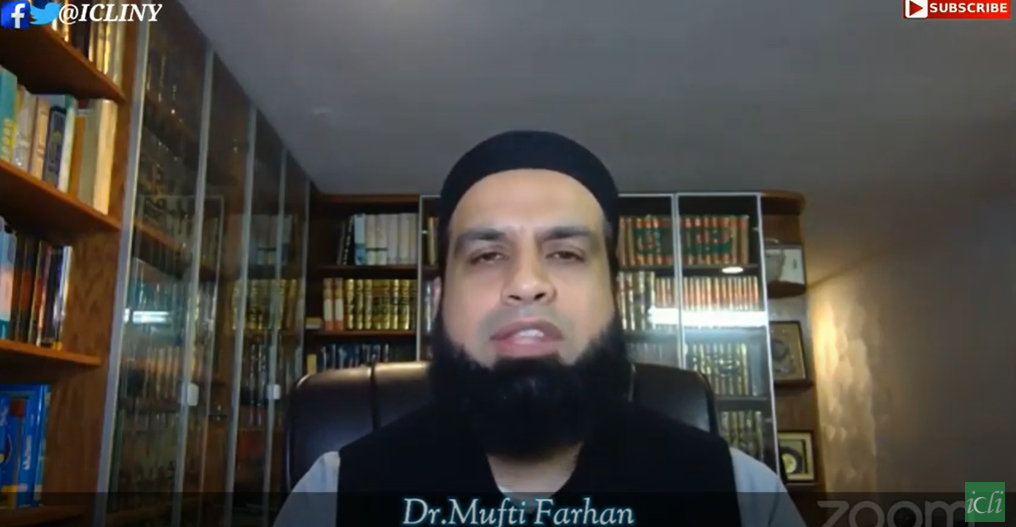 Friday Reflections – Q&A with Dr. Mufti Farhan