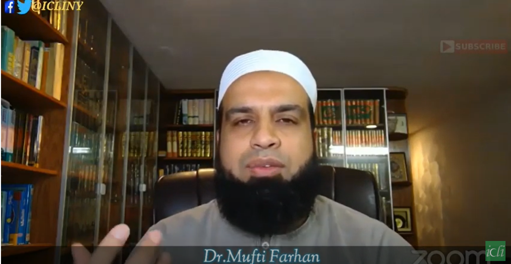 """""""Anecdotes of the Nobel"""" Day #7 with Mufti Mohammad Farhan"""