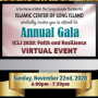 ICLI Annual Gala 2020 on November 22nd at 6:00 pm