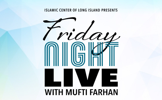 Friday Night Live with Mufti Farhan