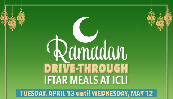 Ramadan Drive Through Iftar Meals