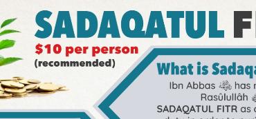 Sadqatul Fitr / Fitra