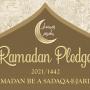 Ramadan Pledge
