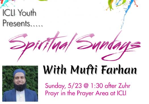Spiritual Sundays