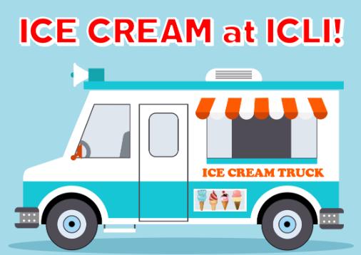 Ice Cream Truck at ICLI