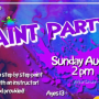 ICLI Youth presents Paint Party!