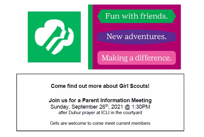 Girls Scouts of ICLI